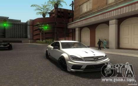 ENB Series by muSHa v1.0 for GTA San Andreas third screenshot