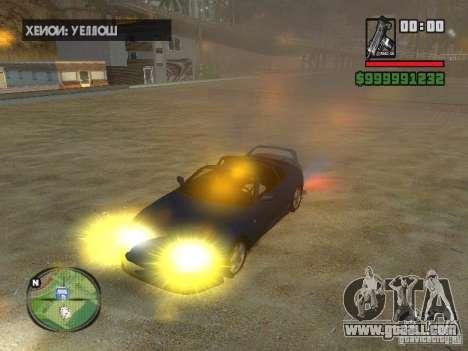 Xenon v3.0 for GTA San Andreas forth screenshot
