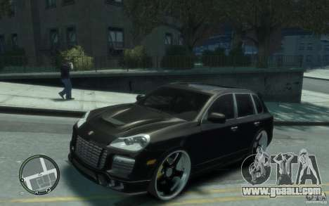 Porsche Cayenne for GTA 4