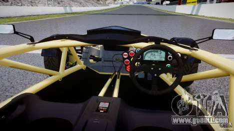 Ariel Atom 3 V8 2012 for GTA 4 right view