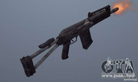 Izhmash Saiga-12K for GTA San Andreas second screenshot
