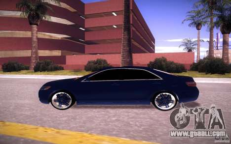 Toyota Camry Light Tunning for GTA San Andreas left view
