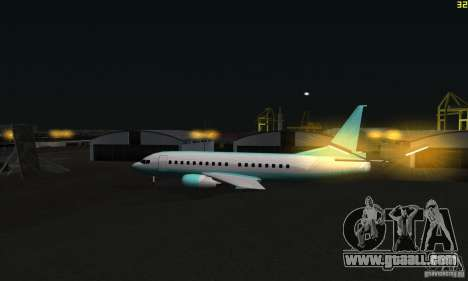 AT-400 in all airports for GTA San Andreas