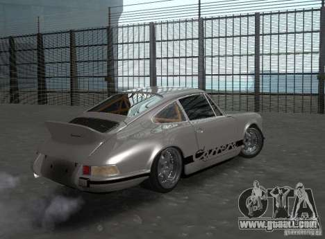Porsche Carrera RS for GTA San Andreas right view