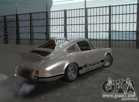 Porsche Carrera RS for GTA San Andreas right view