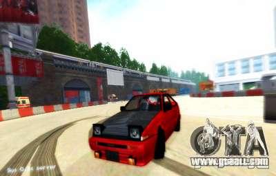 London Drift for GTA San Andreas