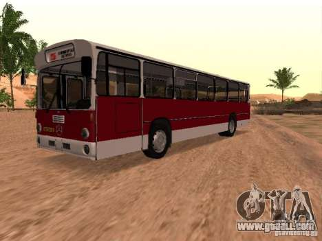 Mercedes-Benz O305 for GTA San Andreas side view
