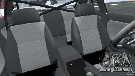 Nissan Silvia S13 Non-Grata [Final] for GTA 4 inner view