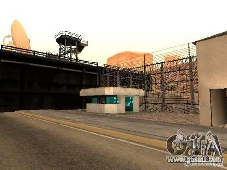 Prison Mod for GTA San Andreas third screenshot