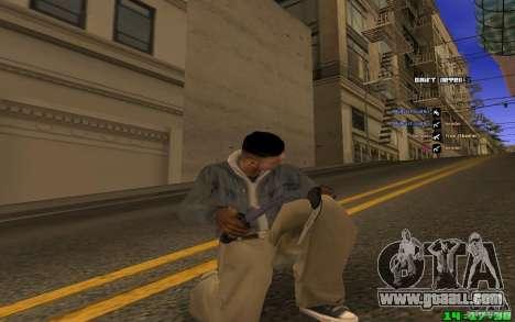 Icebreaker (Blue) for GTA San Andreas second screenshot