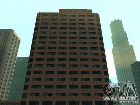 DownTown NEW for GTA San Andreas forth screenshot