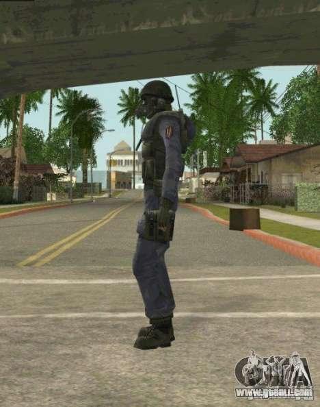 Counter-terrorist for GTA San Andreas tenth screenshot