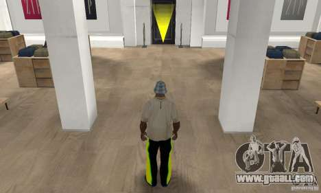 Pants for GTA San Andreas
