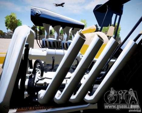 Raketomobil′ for GTA 4 back left view