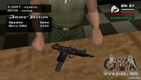 HD Assembly for GTA San Andreas seventh screenshot