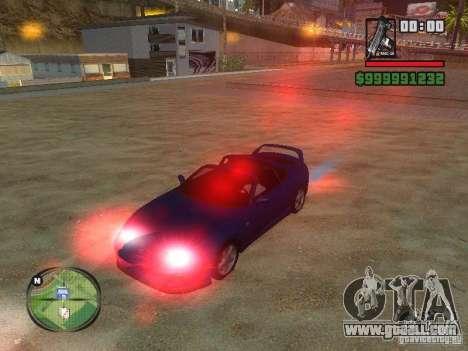 Xenon v3.0 for GTA San Andreas second screenshot