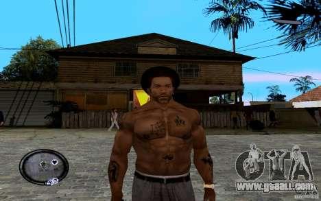 New CJ for GTA San Andreas tenth screenshot
