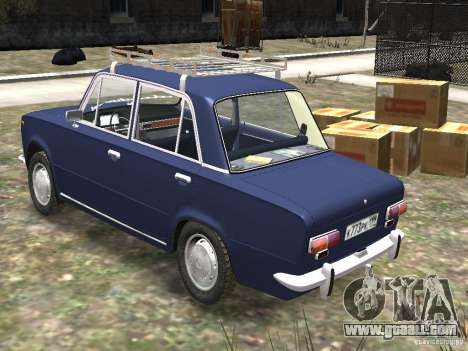 VAZ 2101 for GTA 4 left view