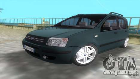 Fiat Panda 2004 for GTA Vice City