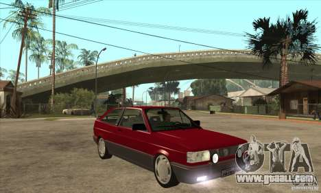 Volkswagen Gol GTS 1994 for GTA San Andreas back view