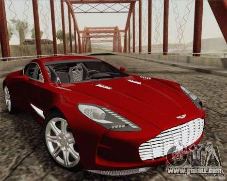 New Carcols for GTA San Andreas seventh screenshot