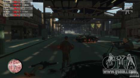 First Person Shooter Mod for GTA 4