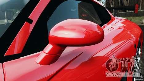 SRT Viper GTS-R 2012 v1.0 for GTA 4 side view
