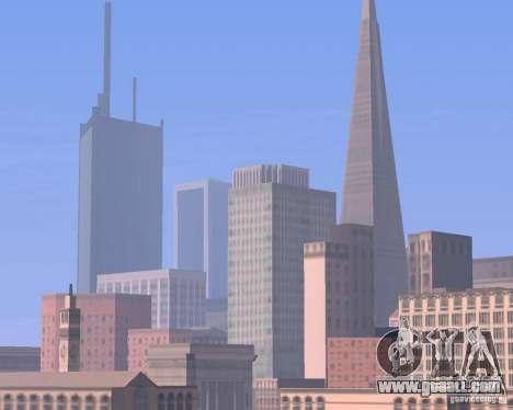 Real World ENBSeries v4.0 for GTA San Andreas sixth screenshot