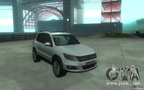 Volkswagen Tiguan 2012 for GTA San Andreas