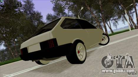 ВАЗ 2108 Sport for GTA San Andreas left view