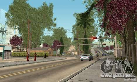 Green Piece v1.0 for GTA San Andreas