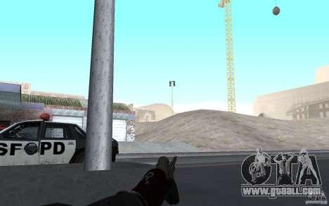 New animation shooting rifles for GTA San Andreas second screenshot