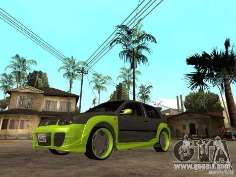 Volkswagen Golf IV R32 Tuned Juiced 2 for GTA San Andreas