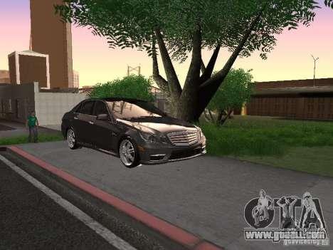 ENB Series by JudasVladislav v2.1 for GTA San Andreas fifth screenshot
