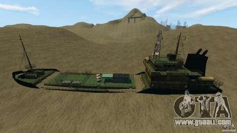Desert Rally+Boat for GTA 4 third screenshot