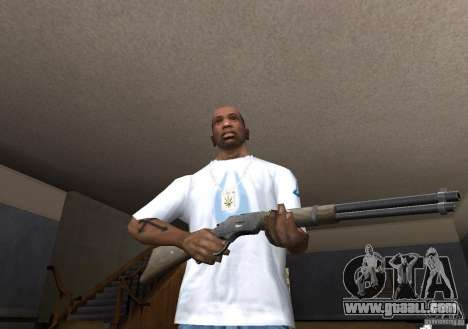 Weapon Pack by viter for GTA San Andreas tenth screenshot