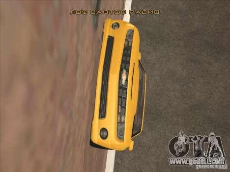 Riding on walls for GTA San Andreas third screenshot
