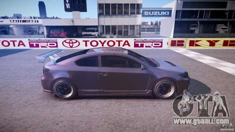 Toyota Scion TC 2.4 Tuning Edition for GTA 4 side view