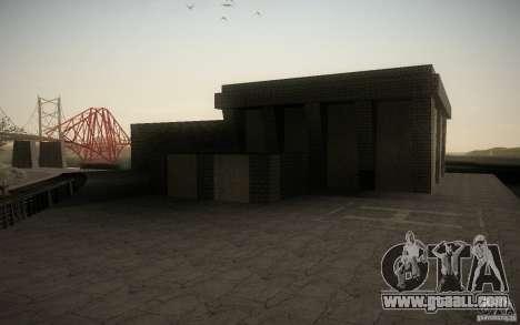 SF Army Re-Textured ll Final Edition for GTA San Andreas sixth screenshot