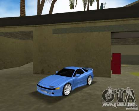 Mitsubishi 3000 GT 1993 for GTA Vice City