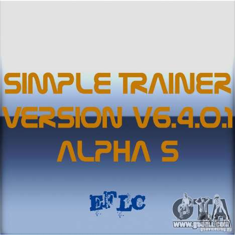 Simple Trainer Version v6.4.0.1 alpha 5 for GTA 4