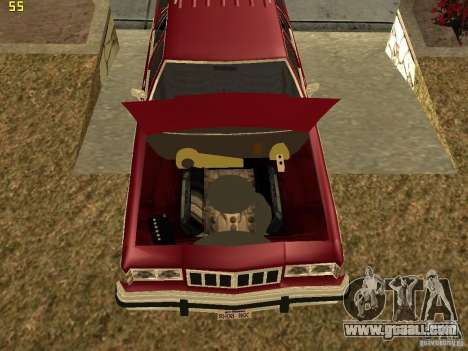 Mercury Grand Marquis Colony Park for GTA San Andreas right view
