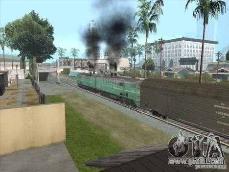 2te10v-3390 for GTA San Andreas left view