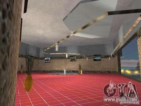 Auto VAZ for GTA San Andreas fifth screenshot
