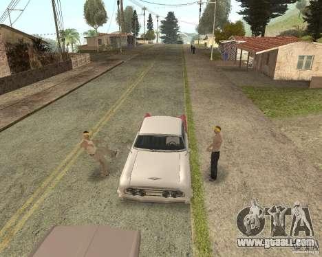More Hostile Gangs 1.0 for GTA San Andreas fifth screenshot
