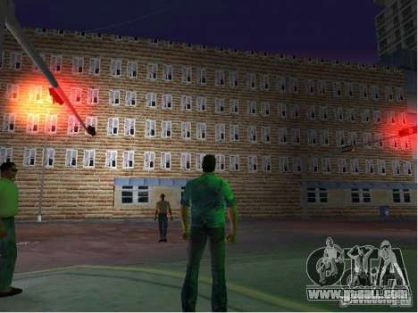 The new hospital for GTA Vice City