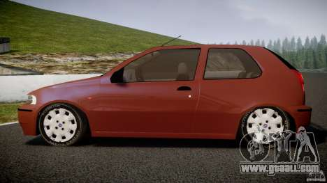 Fiat Palio 1.6 for GTA 4 left view