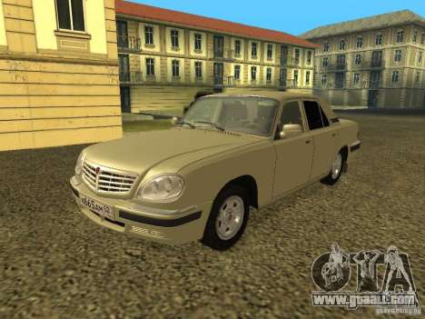 GAZ Volga 31105 restyling for GTA San Andreas