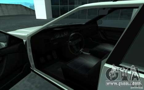 Ingot from GTA 4 for GTA San Andreas inner view