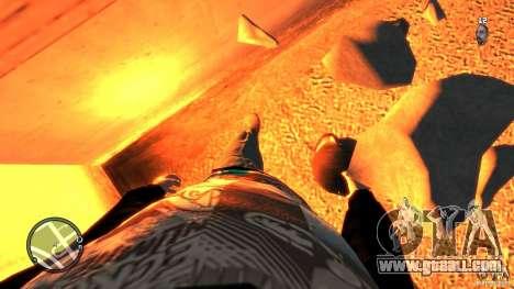Granate teste mozzate for GTA 4 third screenshot